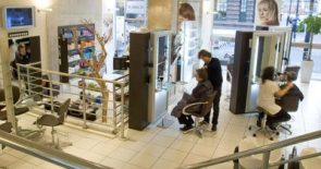hairdressers student discount manchester