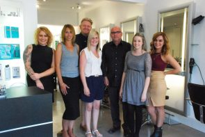 A peak inside our new Didsbury hairdressers