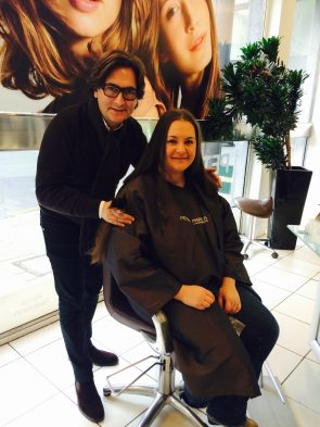 Our latest Little Princess Trust hair donation