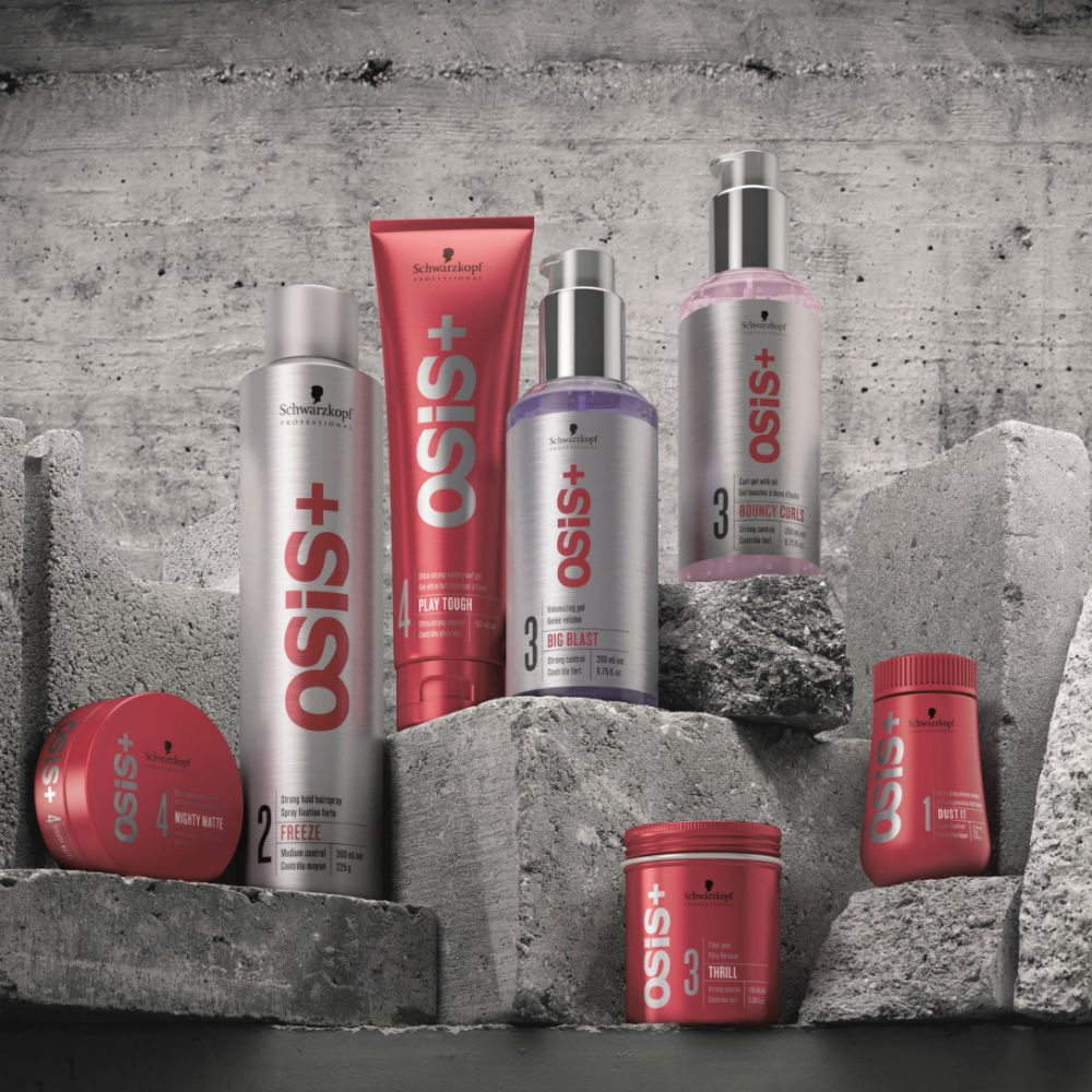 Osis+ by Schwarzkopf available at Peter Marcus salons