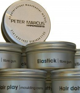 Peter Marcus male hair styling | Manchester hair salons