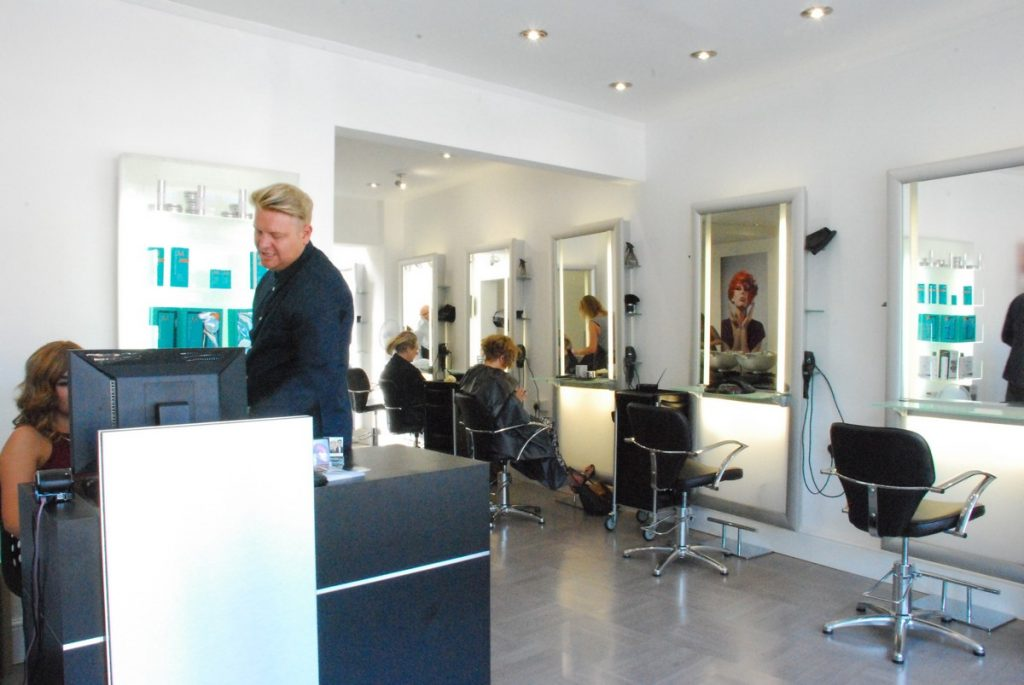 hairdressers in didsbury