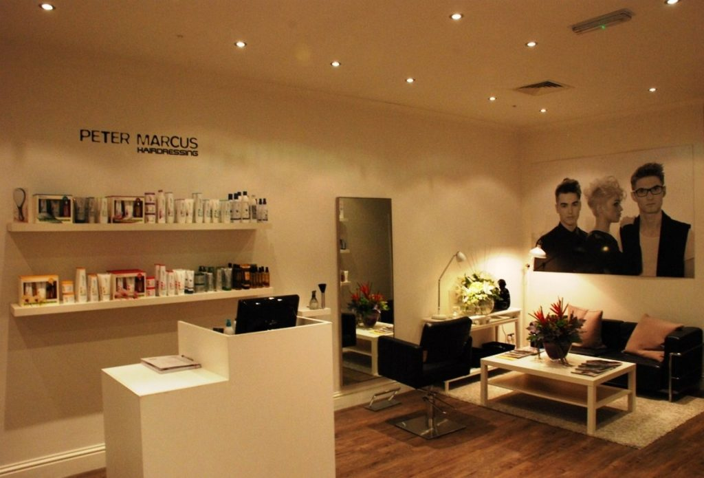 Selfridges hair salon